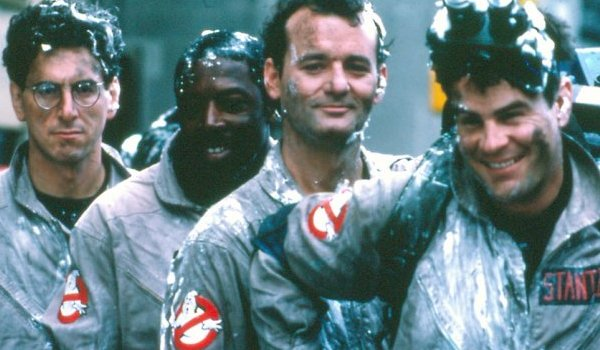 Ghostbusters 2 ending covered in fluff