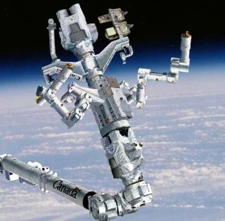 Space Station Ready for New Robot, Room