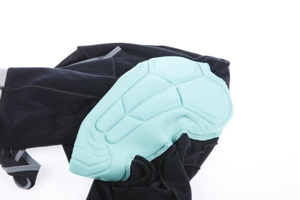 Santini Eureka Thermal Bhot H20 Bib Shorts With Git Evo Pad