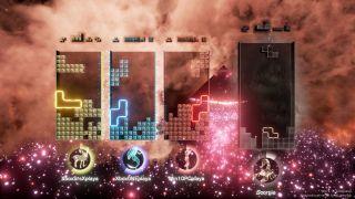 Tetris Effect connected match