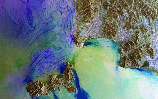 Earth from Space: Mediterranean Pearls