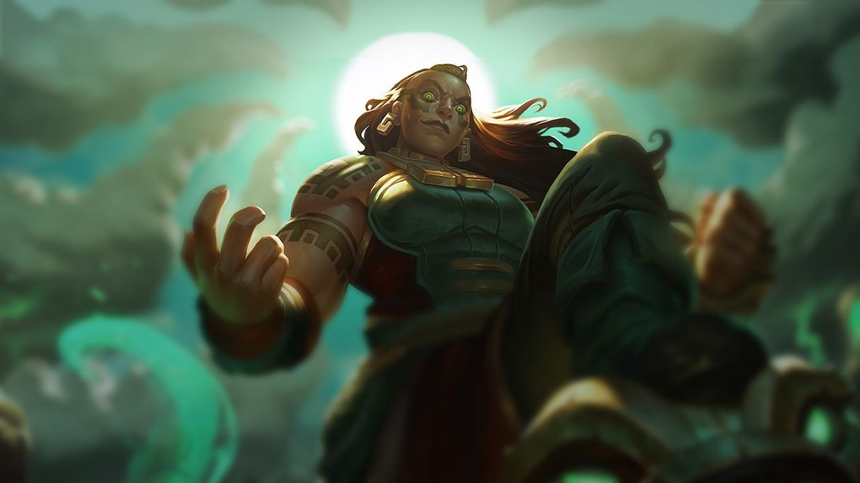 LoL patch notes 9.13: Qiyana and Teamfight Tactics   PC Gamer