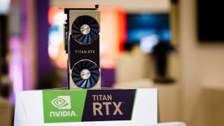 The Nvidia Titan RTX is now officially the world's most powerful consumer GPU.
