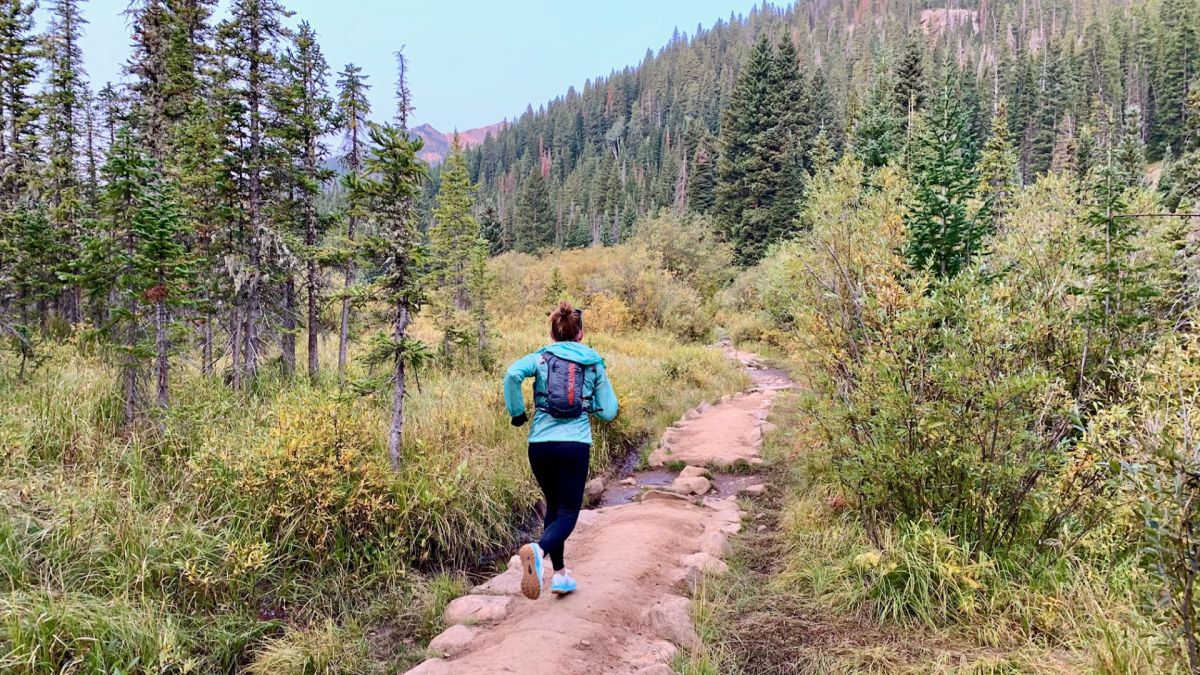 What to take trail running: 7 things to pack for a long-distance run