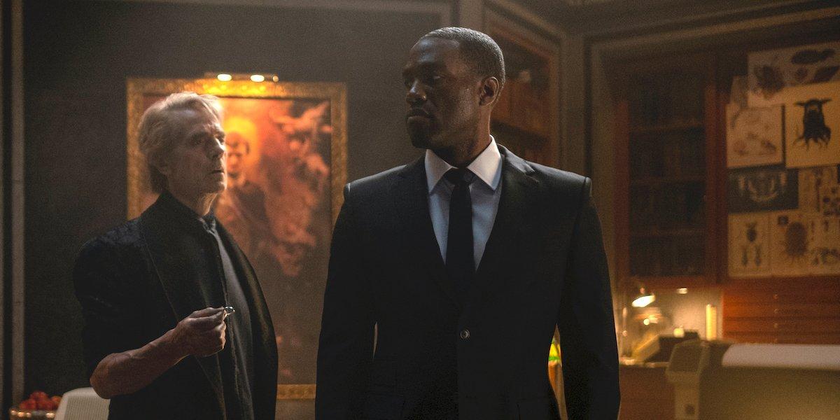 How The Watchmen TV Show Helped Make The Rorschach Sequel Happen
