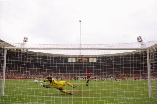 England SPain Euro 96 penalty shootout David Seaman