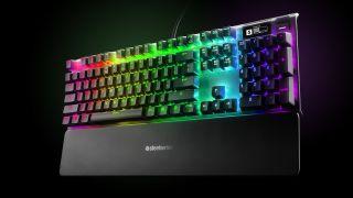 Best mechanical keyboards: SteelSeries Apex Pro