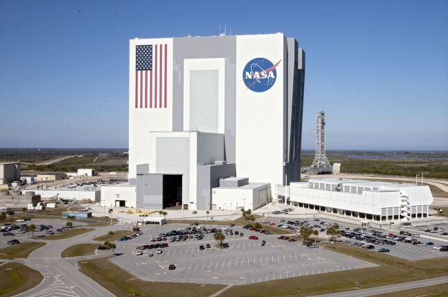 NASA — это ложь.