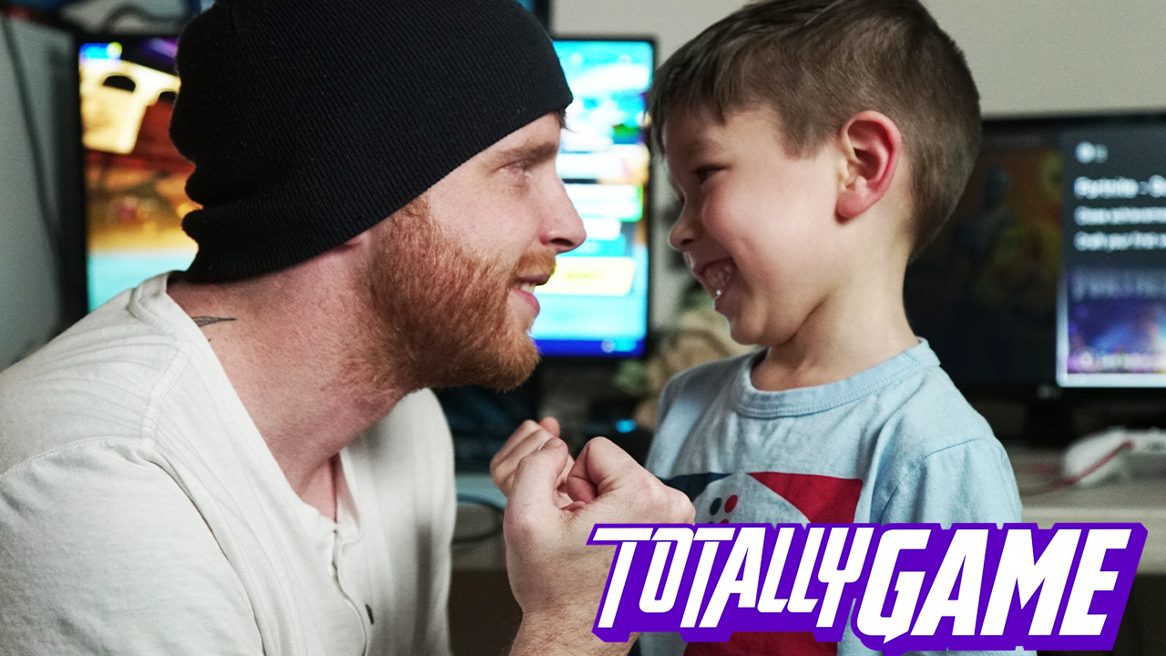 <p>Meet the 5 year old who will beat you in Fortnite thumbnail