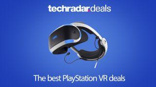 best PlayStation VR deals sales bundles price