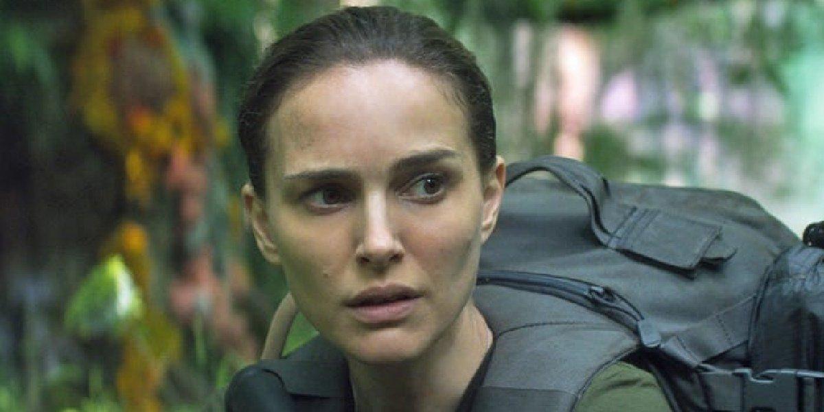 Natalie Portman in Annihilation.