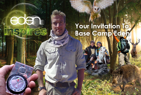 Win a family camping adventure with Ben Fogle