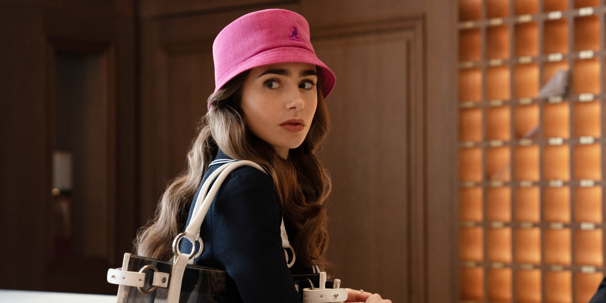 Emily in Paris Emily Cooper Lily Collins Netflix