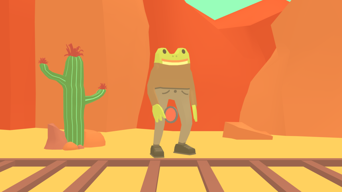 Solve wild-western mysteries in Frog Detective 3