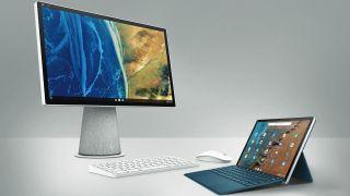 HP announces new Chromebooks and Chromebase