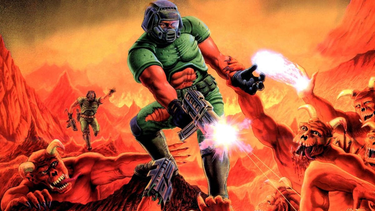 Doom 1 and 2 will no longer require you to log into a Bethesda account to play