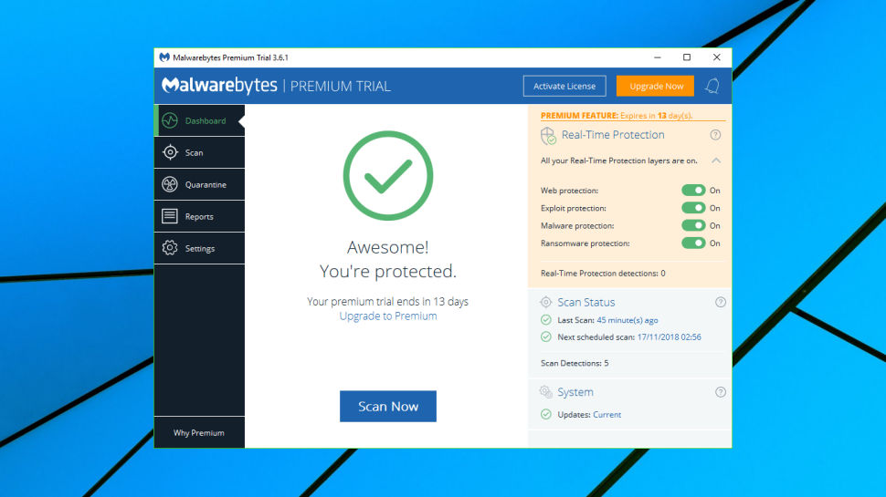 malwarebytes license key december 2018