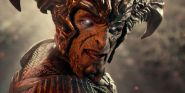 Zack Snyder Revealed The Snyder Cut's Version Of Steppenwolf, And It's Glorious