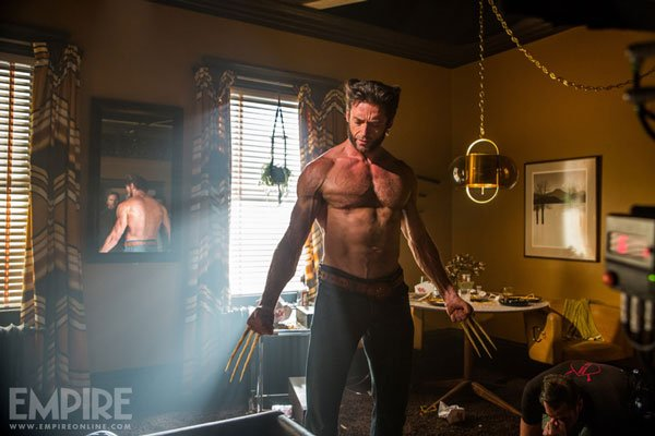 X-Men Days OF Future Past Photo Wolverine Hugh Jackman