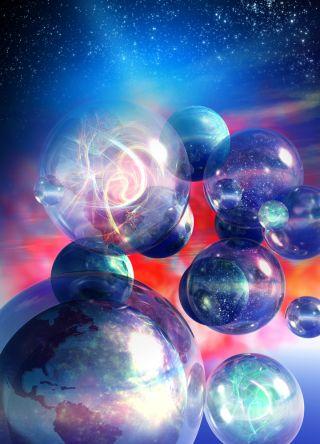 A Multiverse Theory