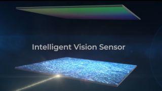 Sony AI Image Sensor
