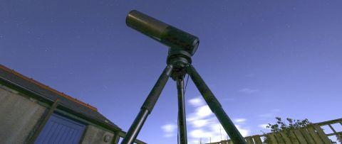 Unistellar eVscope eQuinox