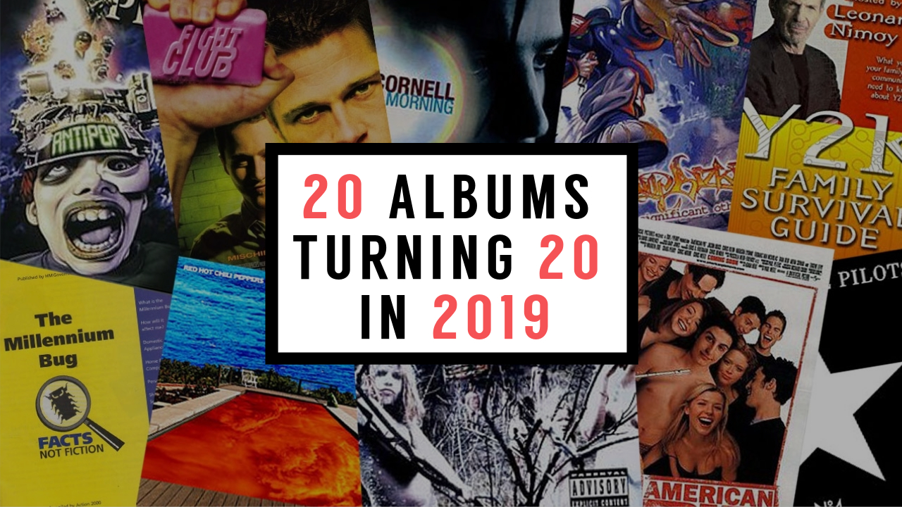 The 20 best albums of 1999 | Louder