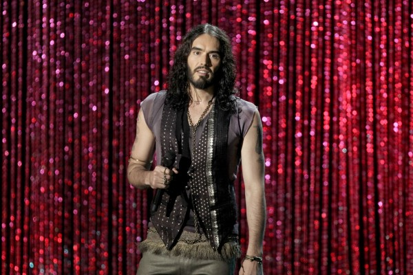 Russell Brand brought his marriage woes to the stage  (Matt Sayles/Invision)