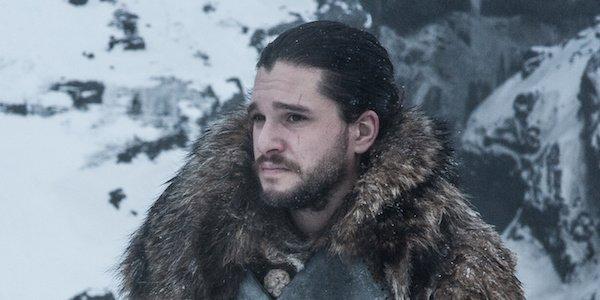Kit Harington Jon Snow Game Of Thrones HBO