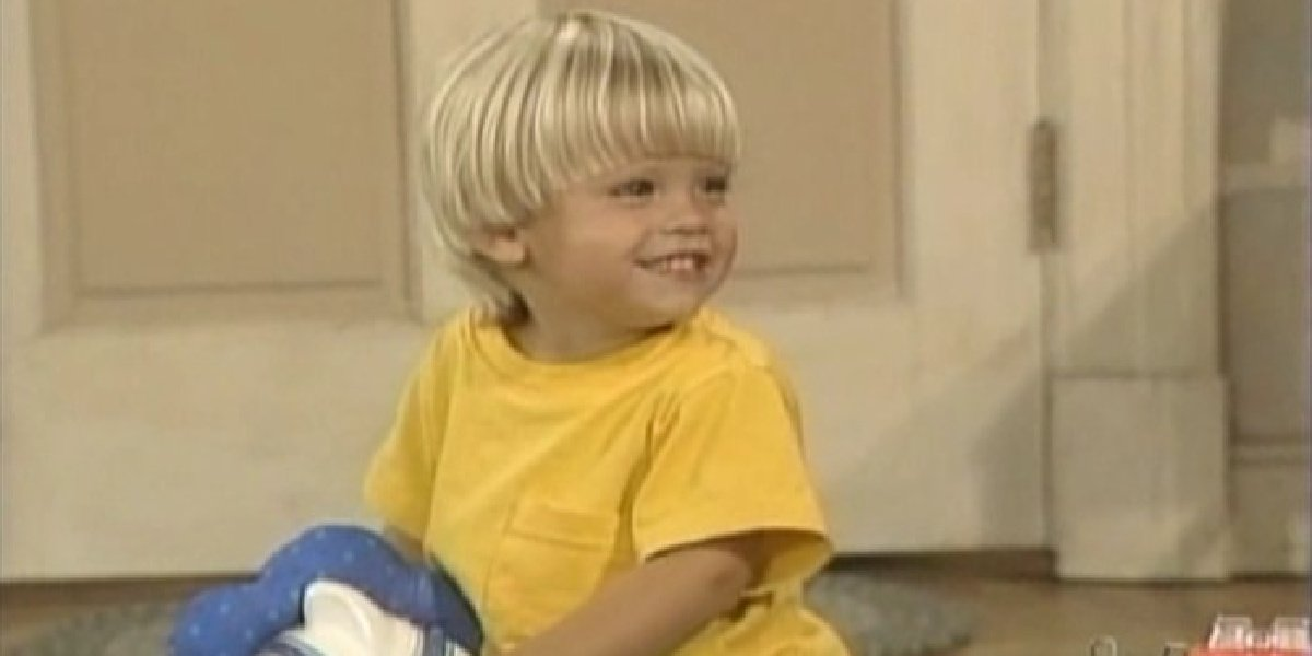 Cole Sprouse in Grace Under Fire.