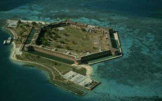 Dry Tortugas National Park in Florida wallpaper