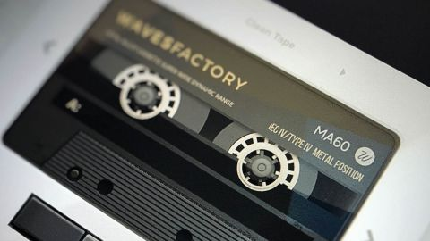 Wavesfactory Cassette review