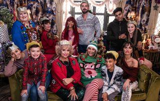 McQueen family Christmas