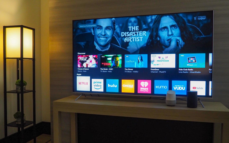 Vizio's 2018 TVs Are Bolder, Brighter and Smarter | Tom's Guide