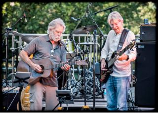 grateful dead 39 s bob weir and phil lesh will tour as a duo in 2018 guitarworld. Black Bedroom Furniture Sets. Home Design Ideas