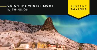 Nikon instant cashback winter 2019
