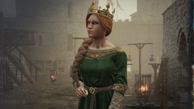 Crusader Kings 3 lets you play as bisexual or asexual rulers