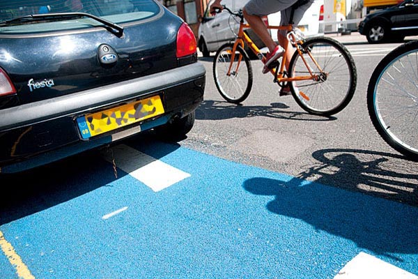Cycle Superhighway 2