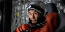 Daniel Dae Kim's Stowaway Presents Chilling Moral Dilemma In Exclusive Netflix Clip