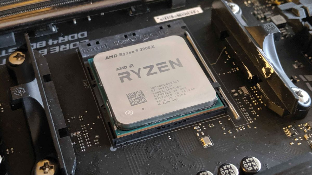 AMD Ryzen 9 3900X and Ryzen 7 3700X review in progress | PC