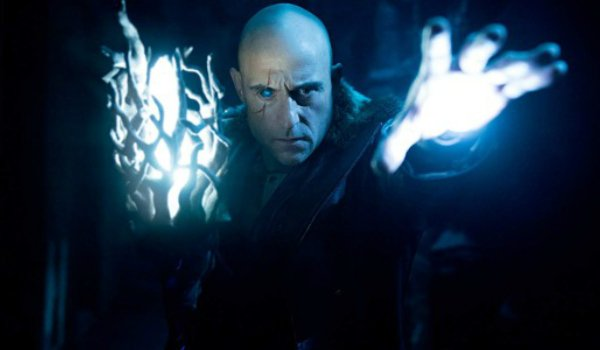 doctor sivana using powers shazam
