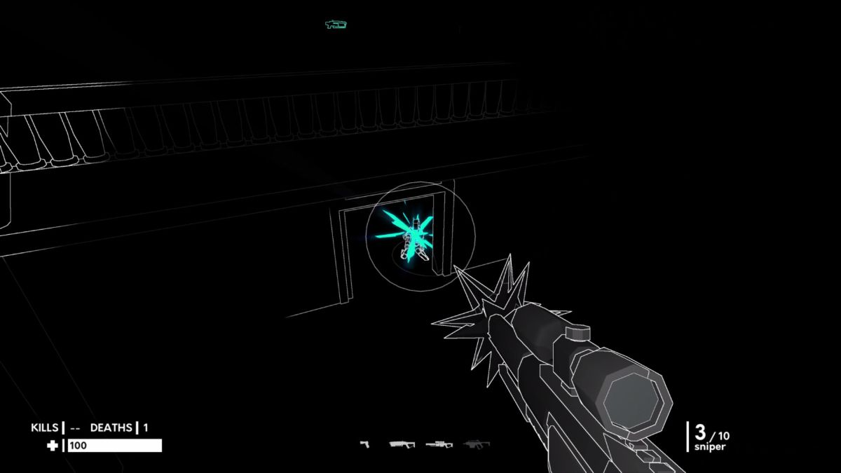 Muffled Warfare is a multiplayer FPS where everyone is blind