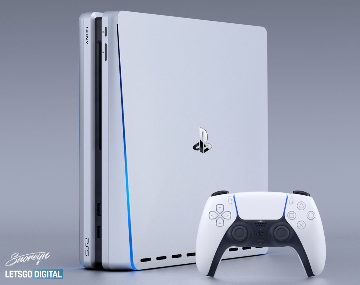 This PS5 design is shockingly different to match DualSense