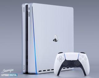 PS5 render