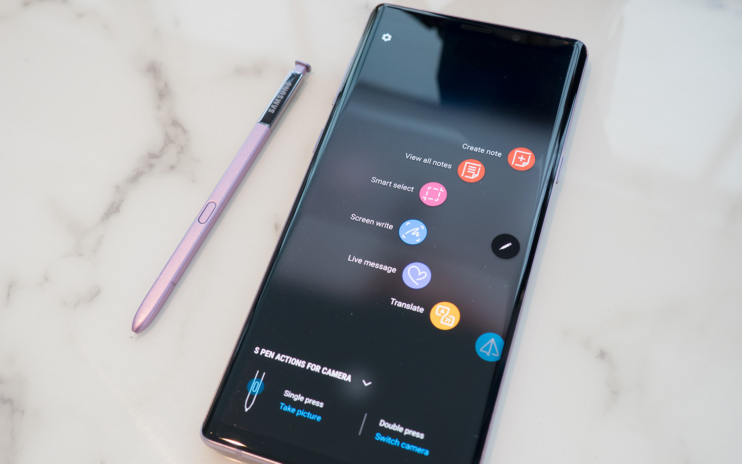 Top 9 Galaxy Note 9 Features | Tom's Guide