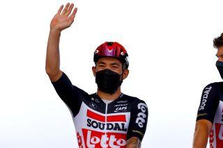 Tour de France 2021 108th Edition 3rd stage Lorient Pontivy 1829 km 28062021 Caleb Ewan AUS Lotto Soudal photo Luca BettiniBettiniPhoto2021