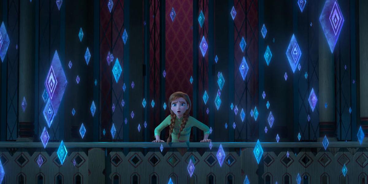Anna Frozen II