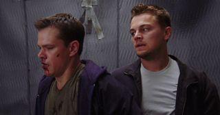 The Departed Leonardo DiCaprio Matt Damon
