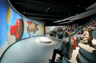 Ashly Network Amps Support Exhibition at Dutch Museum