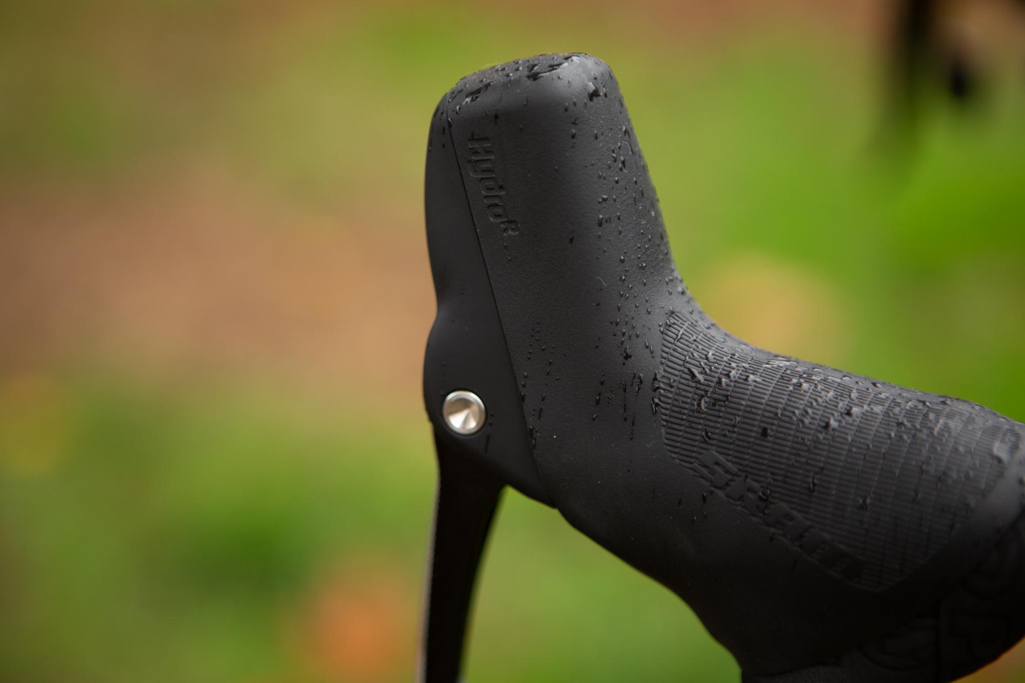 SRAM Rival 1 hydraulic brake and shifter lever